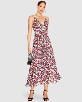 Talulah Roseto Midi Dress