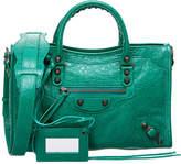 Balenciaga Classic City Small Leather Shoulder Bag