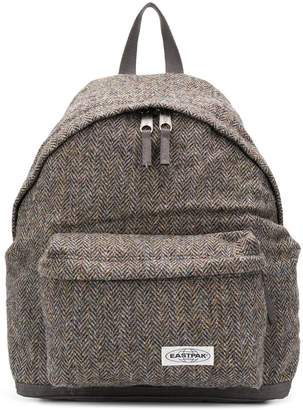 Eastpak Padded Park chevron backpack