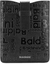Baldinini embossed leather carholder