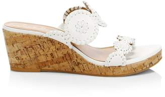 Jack Rogers Whiplace Wedge Heel Sandals