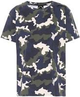 The Upside Simba camouflage cotton T-shirt