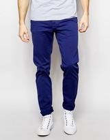 Sisley Five Pocket Trousers in Slim Fit