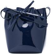 Mansur Gavriel cross body bucket bag - women - Leather - One Size