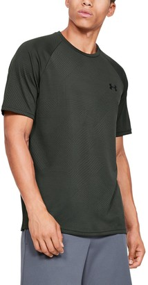 Under Armour Men's UA Velocity 2.0 Jacquard Short Sleeve
