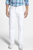 True Religion Men's Big & Tall Brand Jeans 'Geno' Straight Leg Jeans