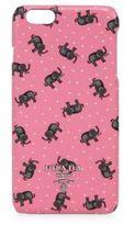 Prada Elephant Saffiano Leather iPhone 6 Plus Case