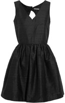 House of Holland April Silk-Shantung Mini Dress