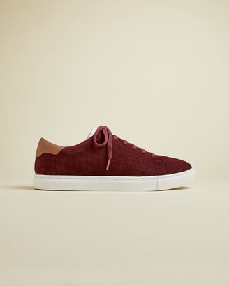 Ted Baker Suede Casual Trainers