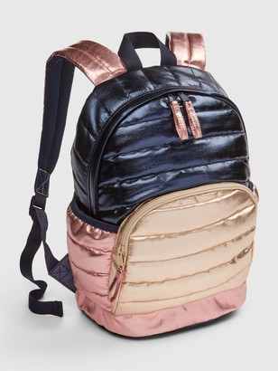 Gap Kids Quilted Junior Backpack