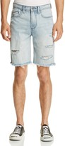 Blank NYC Blanknyc Denim Slim Fit Cutoff Shorts