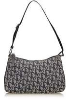 Christian Dior Pre-owned: Oblique Jacquard Shoulder Bag.