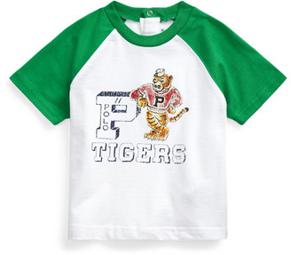 Ralph Lauren Polo Tigers Baseball Tee