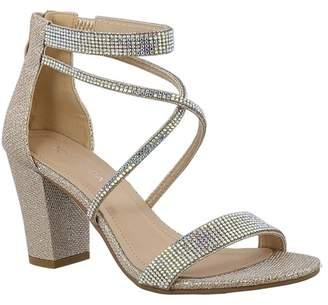 Top Moda Rosa Heeled Sandal