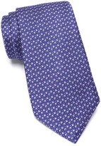 Thumbnail for your product : Nordstrom Pederson Silk Geo Print Tie