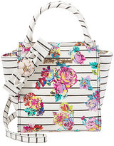 Betsey Johnson Petal To The Metal North South Tote