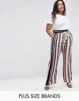 Elvi Stripy Pants