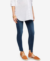 A Pea in the Pod Frame Maternity Dark Wash Skinny Jeans