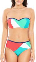 Figleaves Cape Underwired Bandeau Bikini Top