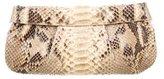 Nancy Gonzalez Python Frame Clutch
