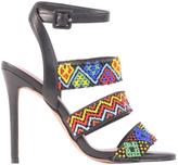 Siren Dami Black Sandal