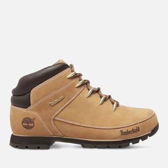 Timberland Men's Euro Sprint Leather Hiker Style Boots