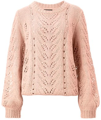 Baukjen Christy Jumper - Light Peach