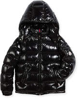 Moncler Bady Puffer Coat, Size 8-14