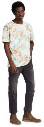 AllSaints Calypso Print T-Shirt