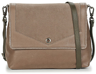 Sabrina MAXINE women's Shoulder Bag in Grey