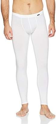 Olaf Benz Men's's RED1601 Leggings Thermal Bottoms Black 8000, Medium