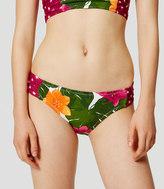 LOFT Beach Paradise Side Ruched Bikini Bottom