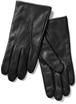 Gap Leather tech gloves