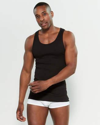Calvin Klein 3-Pack Scoop Neck Muscle Tank