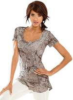Creation L Lace Detailed Top