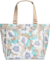Kipling Large Printed Shopper Tote