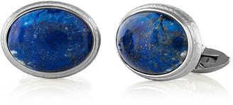 Jorge Adeler Men's Lapis Lazuli & 18k White gold Cufflinks