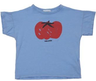 Bobo Choses Tomato Print Organic Cotton T-Shirt
