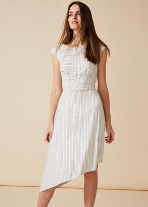 Phase Eight Selby Stripe Dress