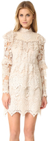 Anna Sui Romantique Lace Dress