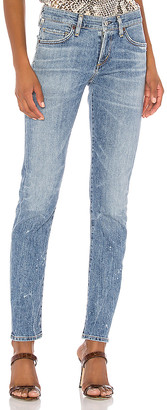 Citizens of Humanity Racer Low Rise Skinny. - size 24 (also
