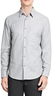 Theory Maxson Heathered Shirt