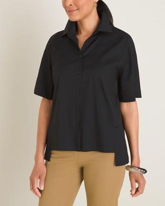 Chico's Poplin Shirt