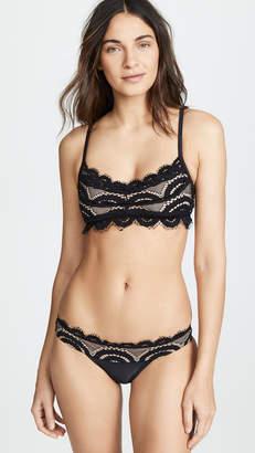 Pilyq Lace Bralette Bikini Top