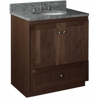 """Millwood Pines Lysette 30"""" Vanity Base Only Millwood Pines"""