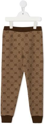 Gucci Kids Monogram Leggings