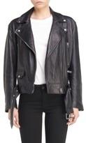 Acne Studios Women's Leather Jacket