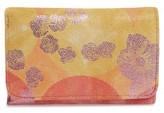 Hobo Women's 'Jill' Trifold Wallet - Yellow