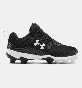 Under Armour Girls' UA Glyde RM Jr. Softball Cleats