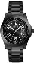 Guess Ryder Black IP Bracelet Watch